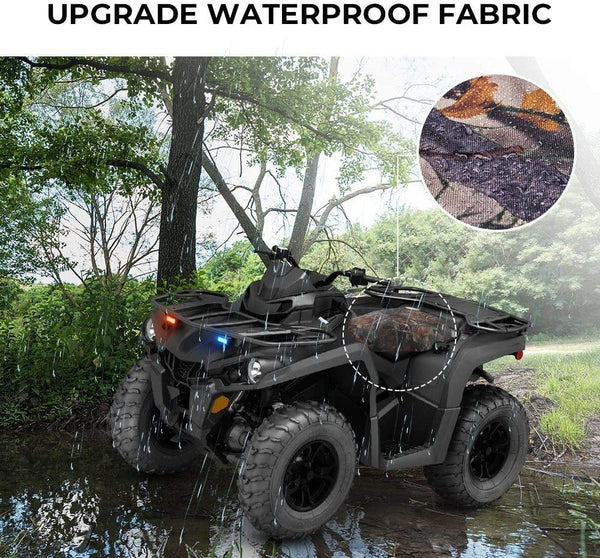 Waterproof  ATV Seat Covers - KEMIMOTO