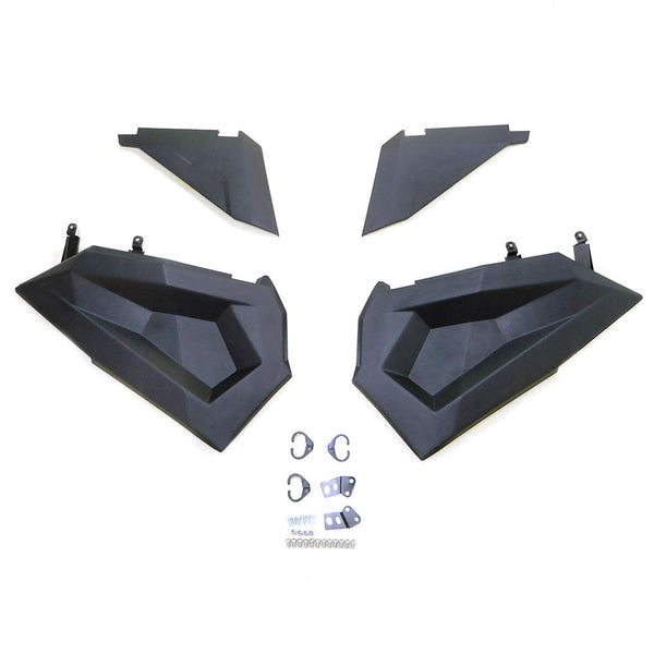 Polaris RZR XP 1000 / S / Turbo 2015-2019 Half Lower Door Panel Inserts - KEMIMOTO