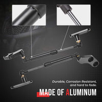 RZR Side Door Bags, KEMiMOTO UTV Front Door Side Storage Bag Set with Knee Pad for 2014 2015 2016 2017 2018 2019 Polaris RZR XP 1000 900XC S900(See Video for Instruction) - Kemimoto