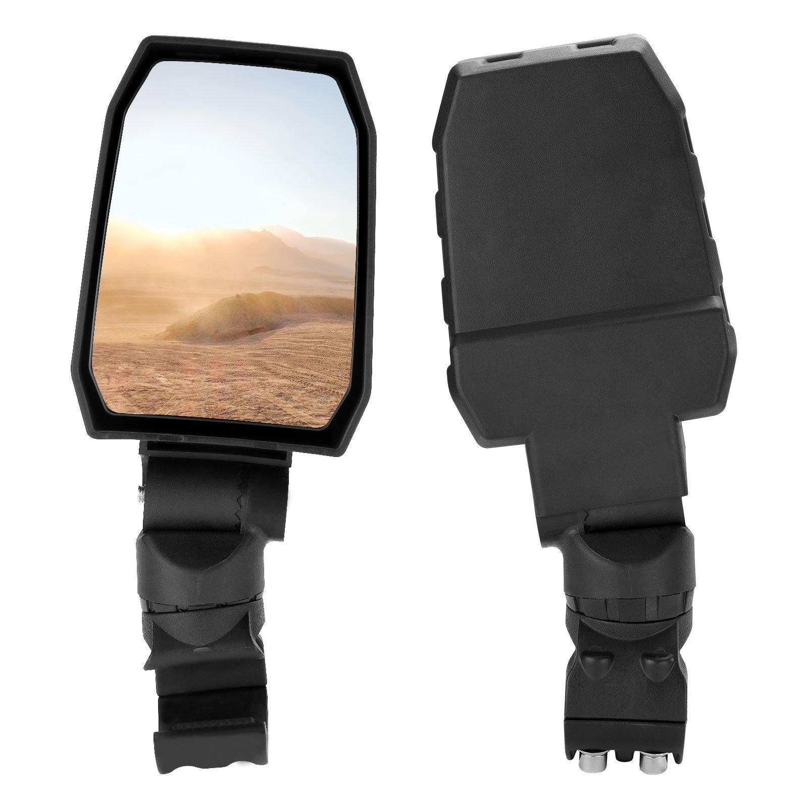 UTV Adjustable Rear View Side Mirror for 1.75