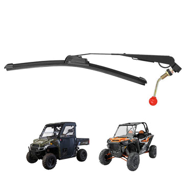 UTV Windshield Wiper Universal