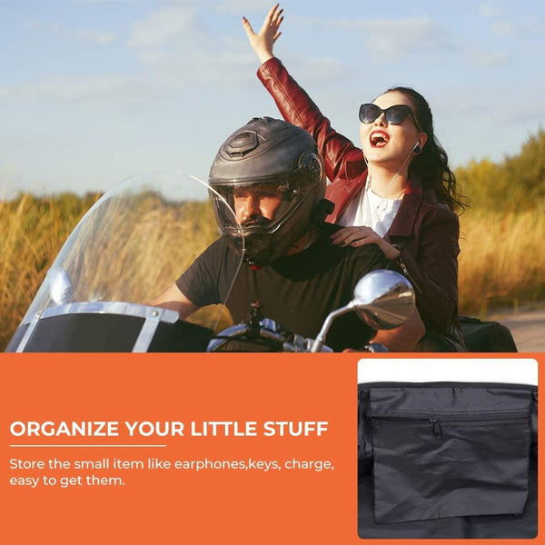 Tour Pack Organizer Luggage Bag for Harley