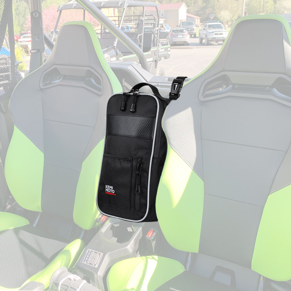 UTV Center Storage Bag compatible with Honda Talon 1000R 2019 2020 - Kemimoto