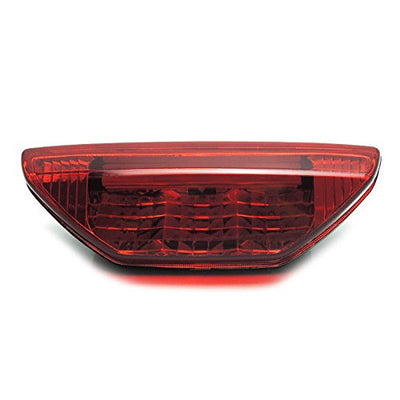 Tail Light Taillight Red Compatible with Honda TRX500 TRX420 Rancher Foreman 2007 to 2015 - Kemimoto