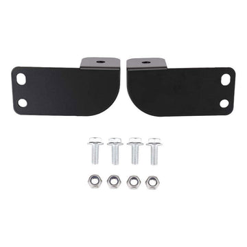 2013-2021 Polaris Ranger Full Size Rear Pro-fit Cage LED Light Mounting Brackets