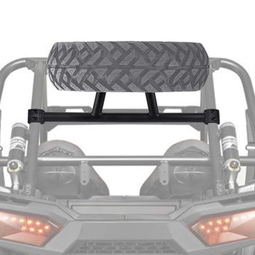 RZR XP 1000 Spare Tire Carrier Mount for Polaris RZR XP 1000 XP4 2014 2015 2016 2017 2018 2019 Spare Tire Holder