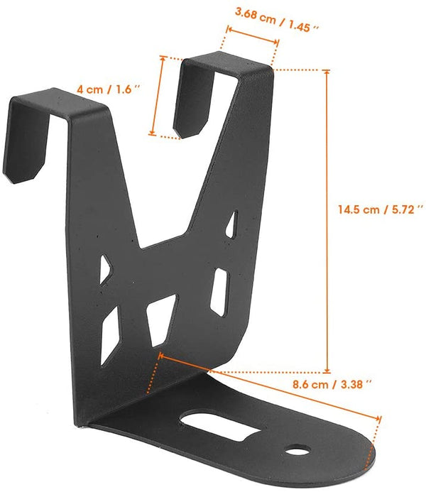 Polaris  RZR 1000XP /XP TURBO Cooler Mounting Brackets for Ozark 26 Cooler - Kemimoto