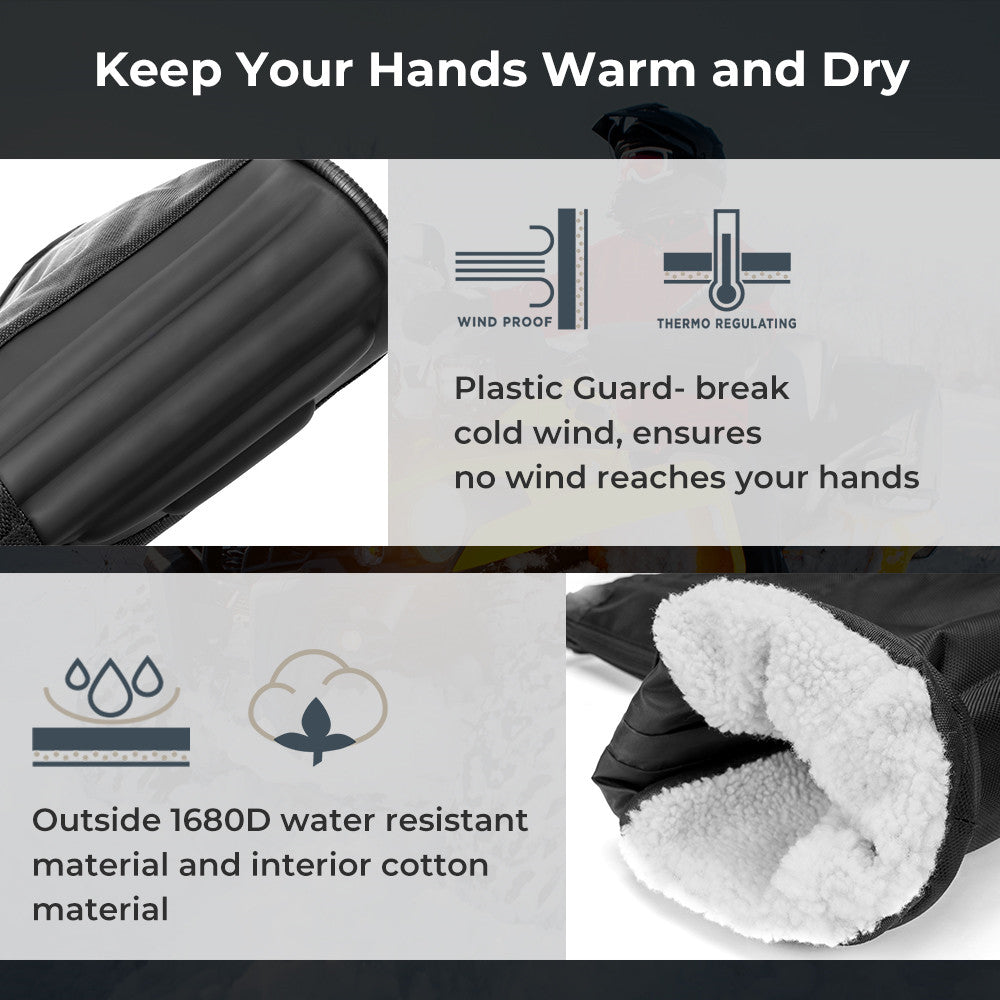 Universal Touch-friendly Winter Gloves - KEMIMOTO