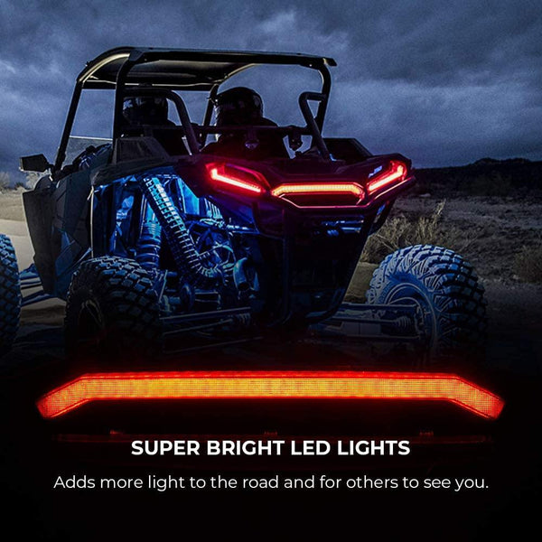 2019 Polaris RZR XP Turbo Light Kit - Kemimoto