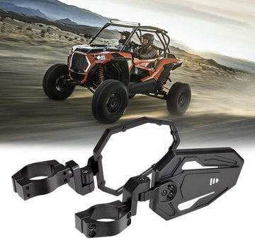 "UTV 1.75""-2"" Rear View Side Mirror"