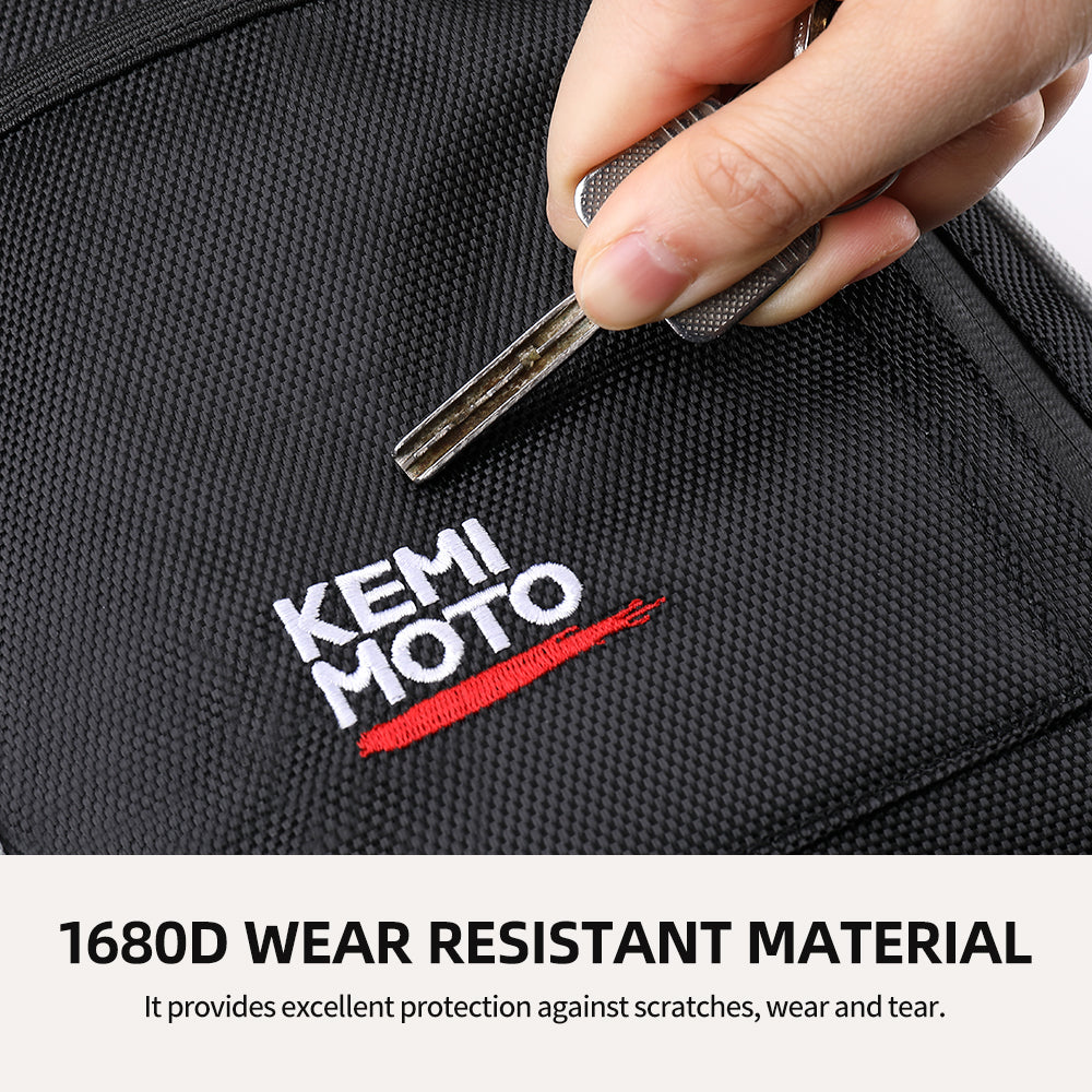 kemimoto UTV Center Storage Bag compatible with Honda Talon 1000R 2019 2020 - Kemimoto