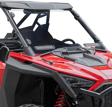 Front Polycarbonate Clear Full Windshield Compatible with Polaris RZR PRO XP / 4 (2020+)  (Only Ship to the USA)