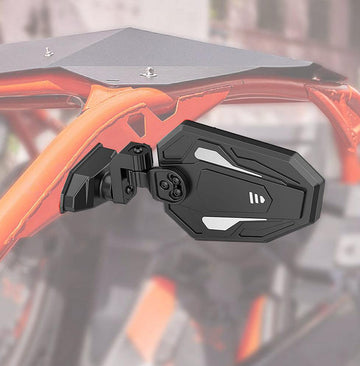 Can Am Maverick X3 / X3 Max Side Mirrors for 2017 2018 2019 2020