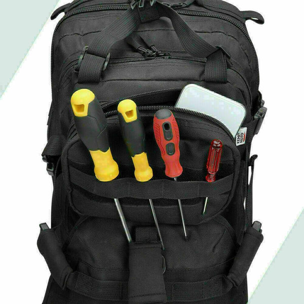 Backpack Helmet Storage Motorcycle  Backpack 37L - Kemimoto