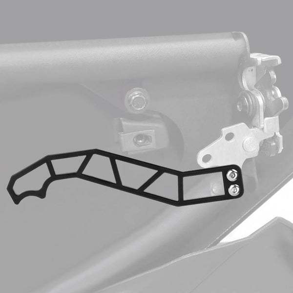 2017-2021 Can Am Maverick X3 and X3 Max Black Door Latch Door Handle - KEMIMOTO