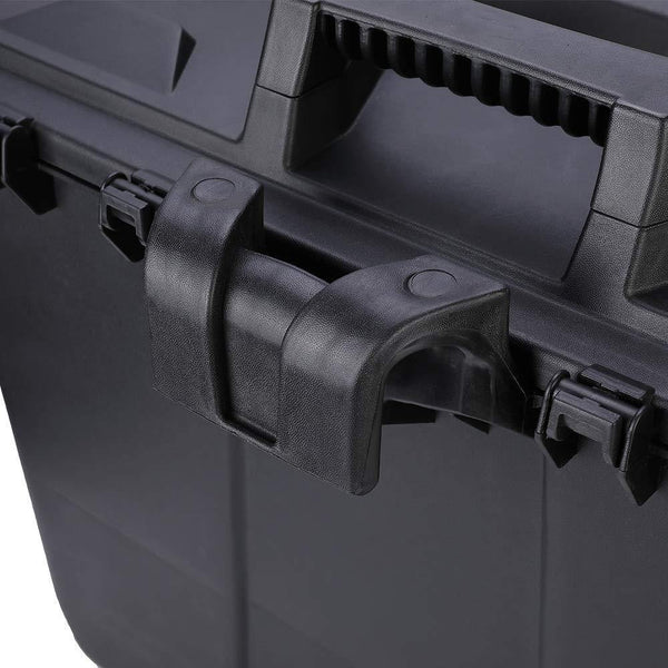 A/&UTV PRO Underseat Storage Bin Box for Can am Defender HD8 Max HD8 Replace OEM #715003314 Defender Under Seat Storage Bin Max HD10 2016-2020 HD5 HD10
