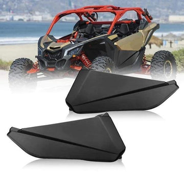 Can Am Maverick X3 / Max Turbo R Door/ Door Bags / Rear Side Mirror Combo