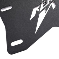 Universal UTV LED License Plate Bracket Kit - KEMIMOTO