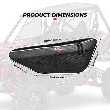 (New in!) Door Bags Fits For Honda Talon 1000R 1000X 1000X-4 2019-2020