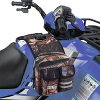 ATV Saddle Bag Waterproof Storage Bag Camouflage - KEMIMOTO