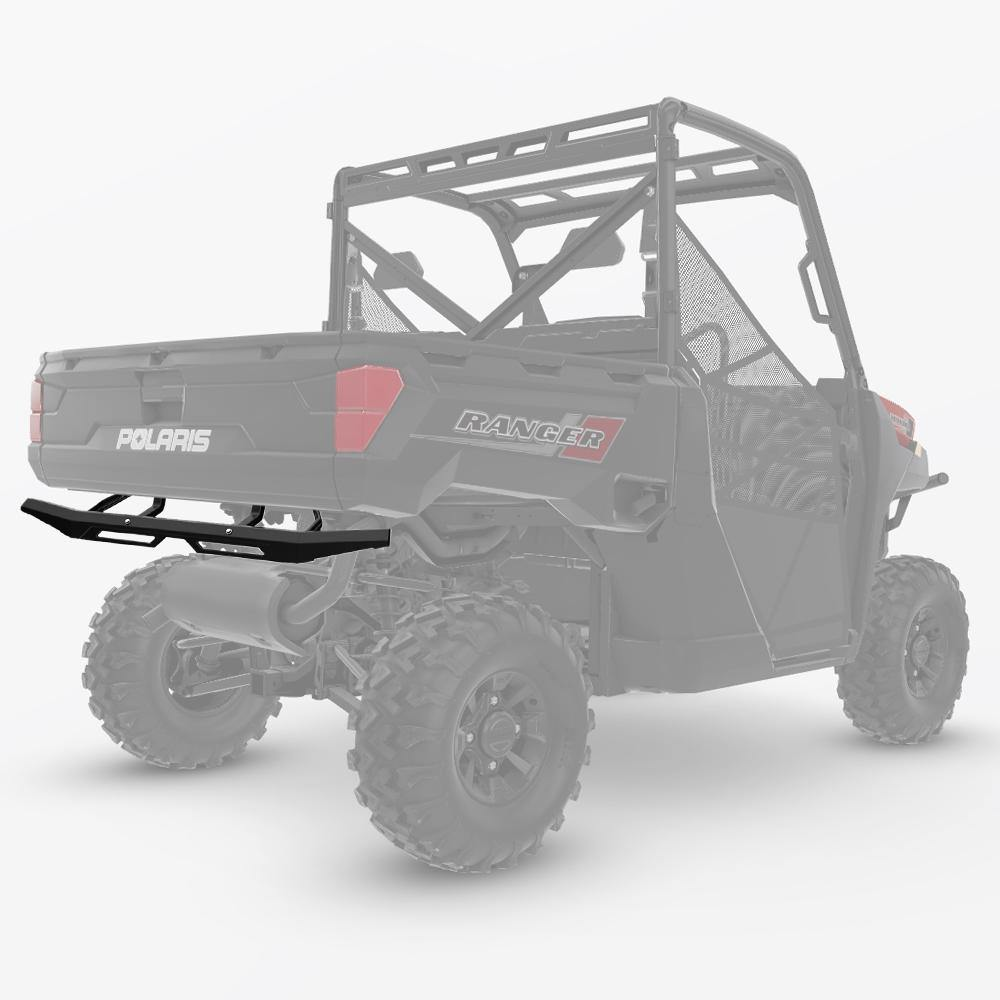 Polaris Ranger XP 1000 Rear Brushguard Bumper - Kemimoto
