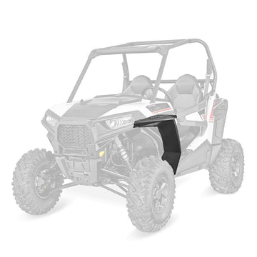 RZR Front Fender Flares for 2014-2020 Polaris RZR S / XP 4 900 1000 Turbo Trail EPS (Only Ship to the USA)
