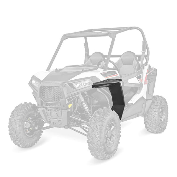 RZR Front Fender Flares for 2014-2020 Polaris RZR S / XP 4 900 1000 Turbo Trail EPS (Only Ship to the USA) - Kemimoto