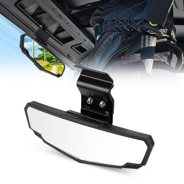 Polaris Ranger Can Am Defender UTV Rear View Mirror  Polaris Ranger 570 900 1000/Crew (Pro-fit cages)