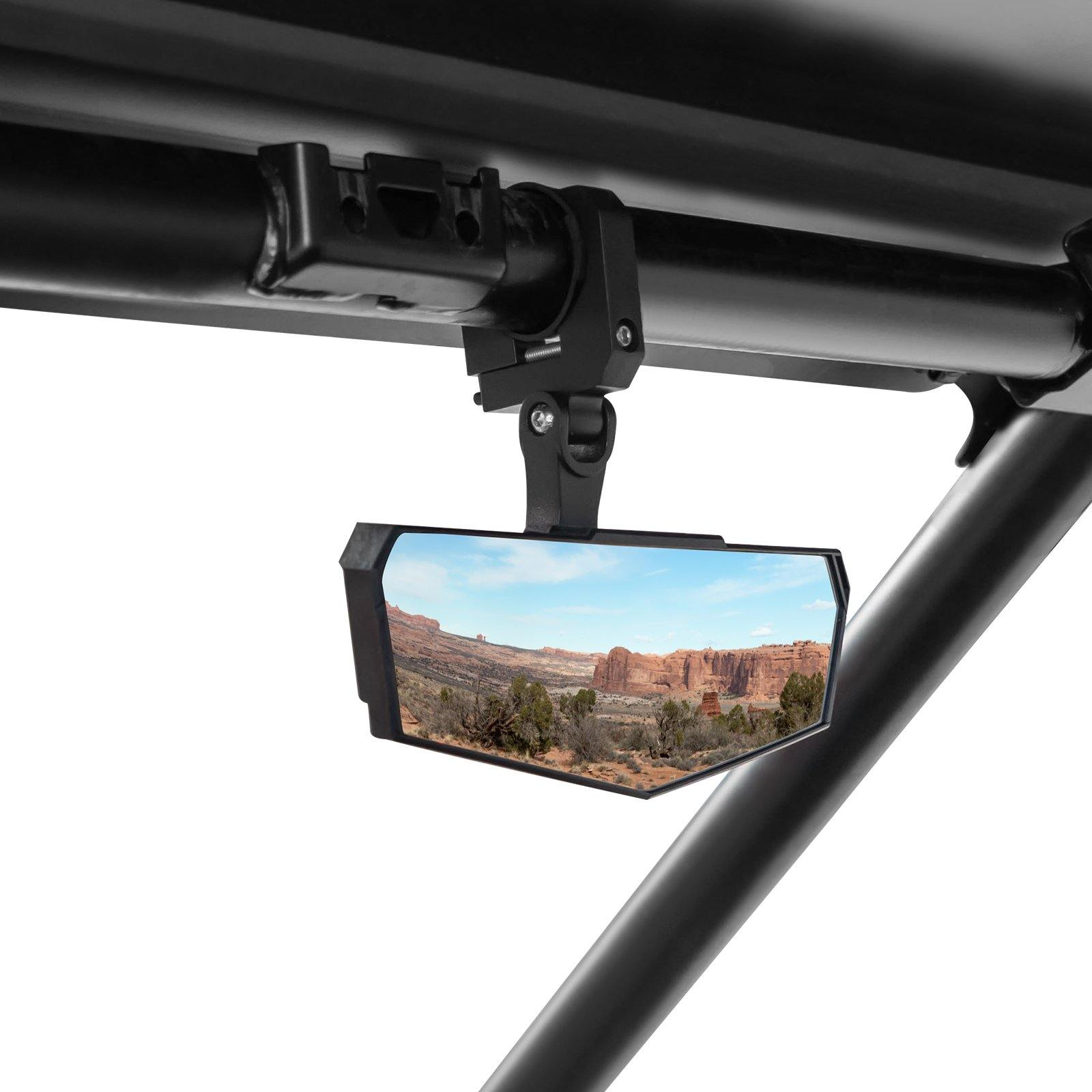Universal High-Definition Race Convex Mirror with 1.65