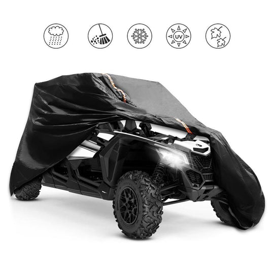 Can Am Maverick X3 Max RS DS Turbo R UTV Cover Upgraded 4 Seat Cover 2014-2021