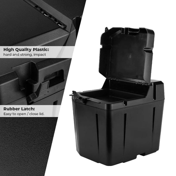 Polaris 2882910 Under Seat Dry Storage Box Ranger 1000 Crew XP - Kemimoto