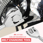 "Can-Am Maverick X3 Belt Changing Tool Kit Fits 72"" 64"" Wheel Base Width (Start Shipping in March) - KEMIMOTO"