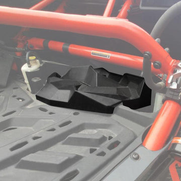 2017-2020 Can-Am Maverick X3 Intercooler Race Duct Cover