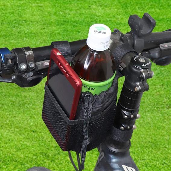 Bike 3-Straps Water Drink Bottle Holder