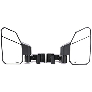 Side Mirrors with Convex Mirror For Ranger General, Defender, Maverick Trail with Pro Fit Cab