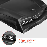 Polaris RZR S XP 900 4 1000 Turbo 2014-2019 Hood Scoop Air Intake Set - KEMIMOTO