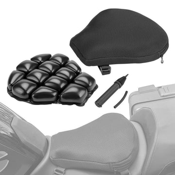 Motorcycle Air Cushion Cruiser Seat
