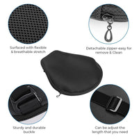 Motorcycle Air Cushion Cruiser Seat - Kemimoto