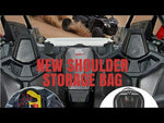 Can Am Maverick X3 Shoulder Storage Bag XRS XDS Turbo R Max.