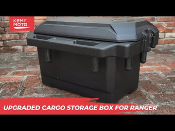 2013-2020 Polaris Ranger Cargo Driver Side Box