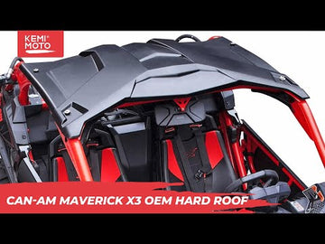 Can-Am Maverick X3 OEM Hard Roof  #715002902 (Only For USA)