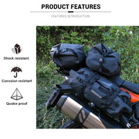 【New Arrival!】Outdoor Waterproof Package Bag 15L 20L 30L - Kemimoto