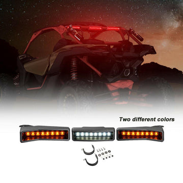 Can Am Maverick X3/ Max/XRC/Turbo/RR/R Rear LED Chase Light Kit #715002887