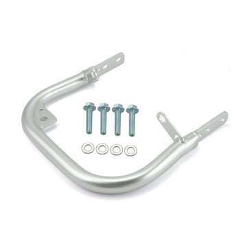 Aluminum Rear Grab Bar Bumper Silver for Honda TRX 450R TRX450R 2006-2014