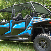 Polaris RZR XP 1000 TURBO Shade Mesh Roof Net Black UTV 2014-2019 4 Seat - Kemimoto