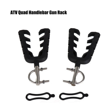 ATV Quad Handlebar Gun Rack Mounts