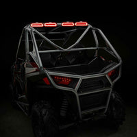 "1.75-2"" UTV Red Chase Tail Light 90133 Can Am Maverick X3 Polaris RZR PRO XP 2020 - Kemimoto"