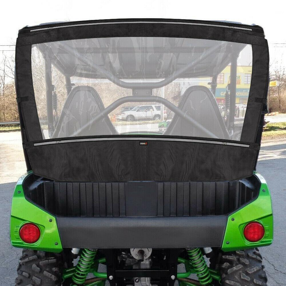 Kawasaki TERYX4 800 2014-2019 Rear Back Window Windshield Windscreen - Kemimoto