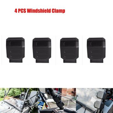 Polaris RZR XP Ranger Can am Universal Windshield Window Clamp 4PCS