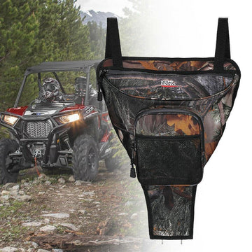 UTV Camo Cab Pack Holder Storage Bag For Polaris RZR 570 4 800 S 900 1000 XP